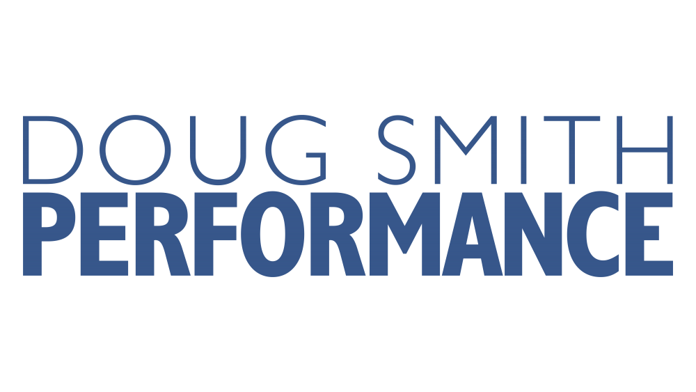 Doug Smith Performance Logo CMYK - Primary_Blue