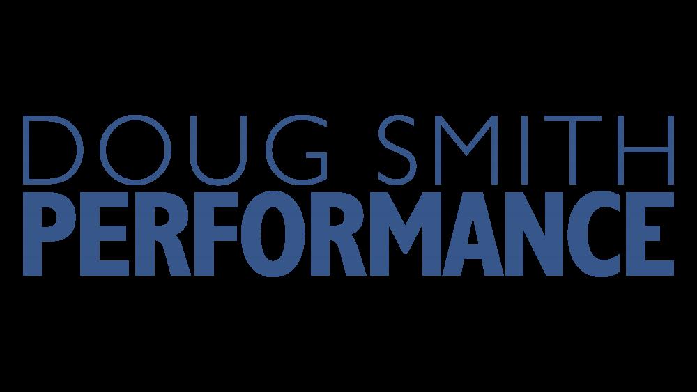 Doug Smith Performance Logo CMYK - Primary_Blue